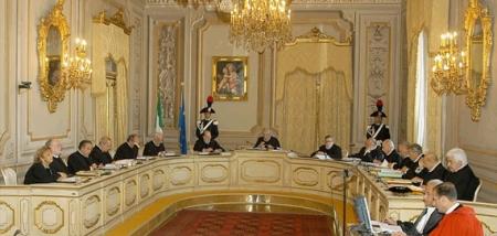 Corte Costituzionale.Udienza pubblica-a