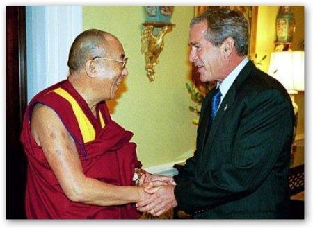 dalai-lama-george-bush