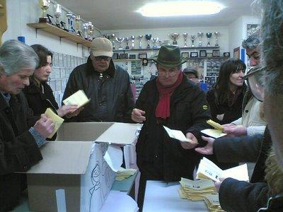 Primarie Marsciano 2 febbraio 2009